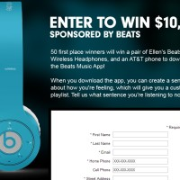 Ellen sweepstakes win $10,000