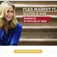Flea Market Flip Watch and win sweepstakes