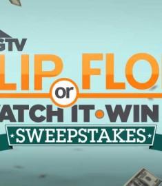 Hgtv flip it to win it sweepstakes