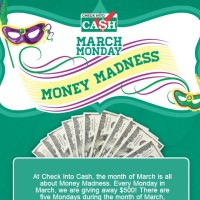 March Monday Money Madness