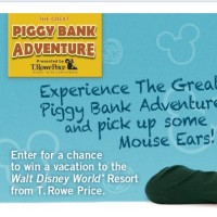 The great Piggy Bank Adventure Sweepstakes