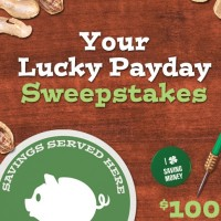 Valpak your lucky payday sweepstakes