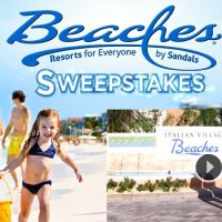 Wheel of Fortune Beaches Sweepstakes