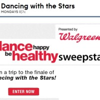 abc dancing with the stars Dance Happy Be Healthy sweepstakes 2014