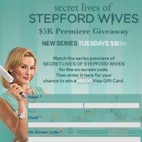 Investigation Discovery Secret lives of Stepford Wives Premiere giveaway
