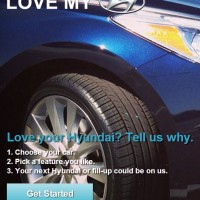 Love My Hyundai win a car sweepstakes