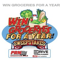 PRN Win groceries for a year sweepstakes