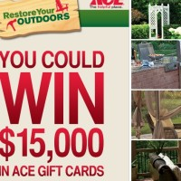 Restore you outdoors sweepstakes