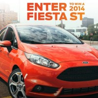 Drift with ford sweepstakes win a car 2014