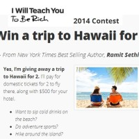 Win a trip to Hawaii for 2 sweepstakes