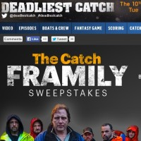 Deadliest Catch The Catch Framily Sweepstakes