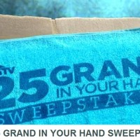 HGTV $25 Grand in your Hand Sweepstakes