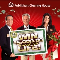 PCH $5000 a week for life sweepstakes