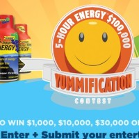 5 Hour energy yummification contest