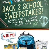 Back to School Sweepstakes 2014