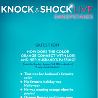 Long Island Medium Knock and Shock Sweepstakes