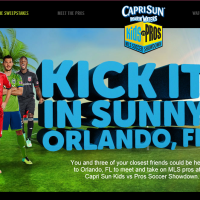 Capri Sun Win a trip to Orlando Sweepstakes