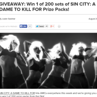 AMC Sin City Sweepstakes 2014