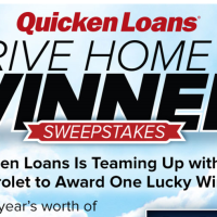 Quicken Loans Drive Home a Winner Sweepstakes