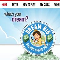 Dream Big 2014 Sweepstakes