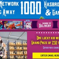 Cartoon Network Holiday Giveaway