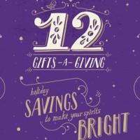 Hallmark 12 Gift a Giving Sweepstakes
