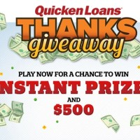 Quicken Loans Thanks Giveaway