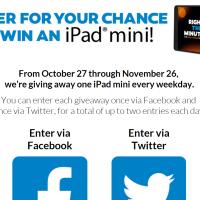 Right This Minute Daily Buzzwords Win iPad mini