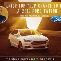 Steve Harvey Ford Fusion Sweepstakes