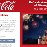 Coca Cola Holiday Getaway Sweepstakes