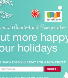 winner wonderland sweepstakes sweeps maniac. Black Bedroom Furniture Sets. Home Design Ideas