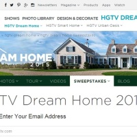HGTV Dream Home 2015 Sweepstakes