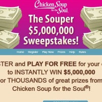 The Souper $5000000 sweepstakes