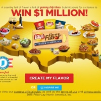 Lays Do Us a Flavor Tastes of America Contest