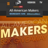 Sci All-American Makers $5K Giveaway