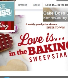 TLC Cake Boss Love is in the baking sweepstakes