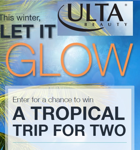 ulta let it glow sweepstakes sweeps maniac. Black Bedroom Furniture Sets. Home Design Ideas