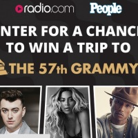 Win a trip to the 57th Grammys