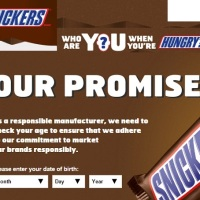 Snickers who are you when you're hungry sweepstakes