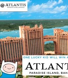 Cartoon Network Atlantis Sweepstakes Sweeps Maniac