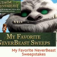 Disney My Favorite NeverBeast Sweepstakes