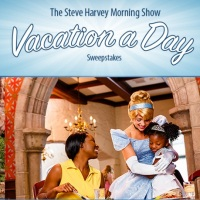 The Steve Harvey Morning Show Vacation a Day Sweepstakes