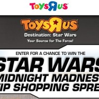 Toys R Us Star Wars Midnight Madness VIP Sweepstakes
