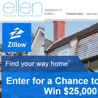 Ellen's Find Your Way Home Contest