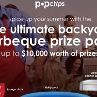Pop Chips Eat the Heat Sweepstakes
