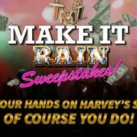 TMZ Make it Rain Sweepstakes