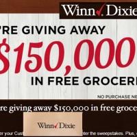 Winn Dixie Free Groceries Giveaway