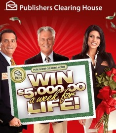 Pch Dream Car >> PCH $5K a Week for Life Sweepstakes - Sweeps Maniac