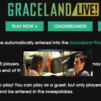 USA Network The Graceland Live Contest