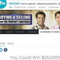 HGTV 25 Grand Property Brothers Buying & Selling